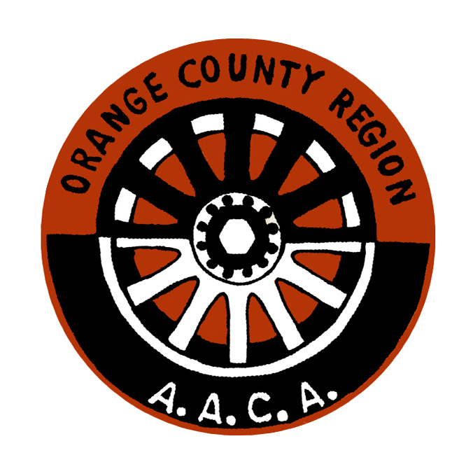Orange County Region, AACA Logo